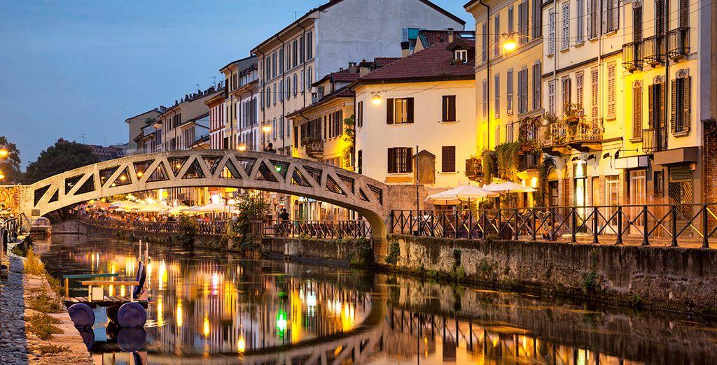 Prepárate para descubrir Milán