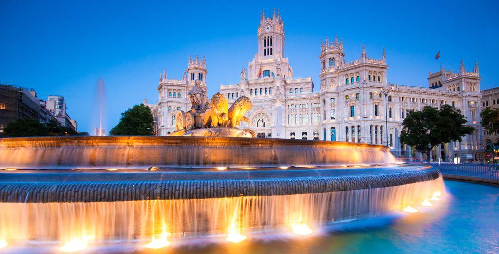 Visita los monumentos más emblemáticos de la capital