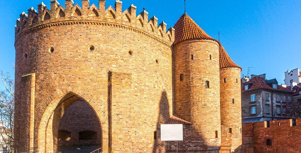 Conoce la historia de la capital polaca