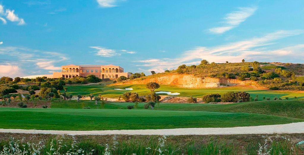 Un entorno natural ideal para los amantes del golf