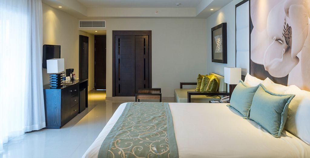 Te presentamos tu habitación Luxury