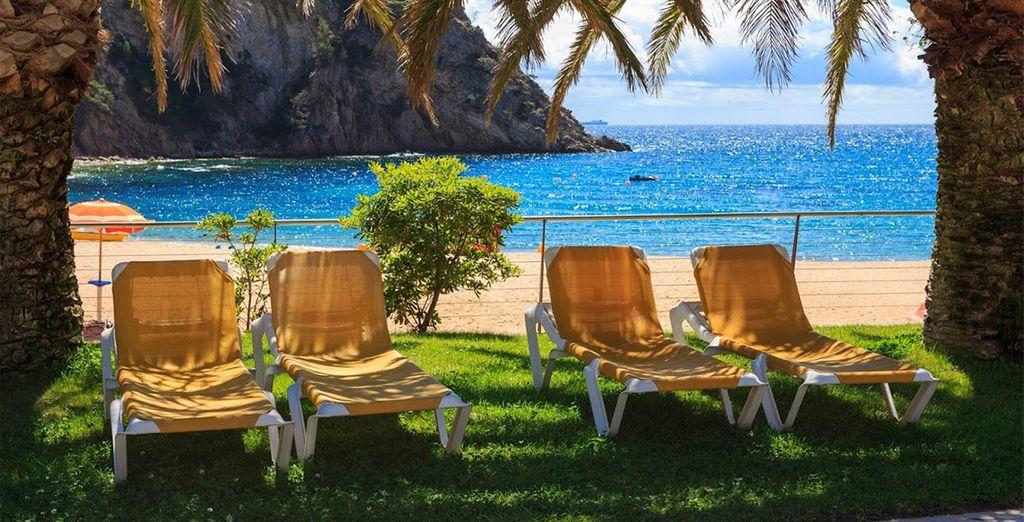 Disfruta del sol del Mediterráneo