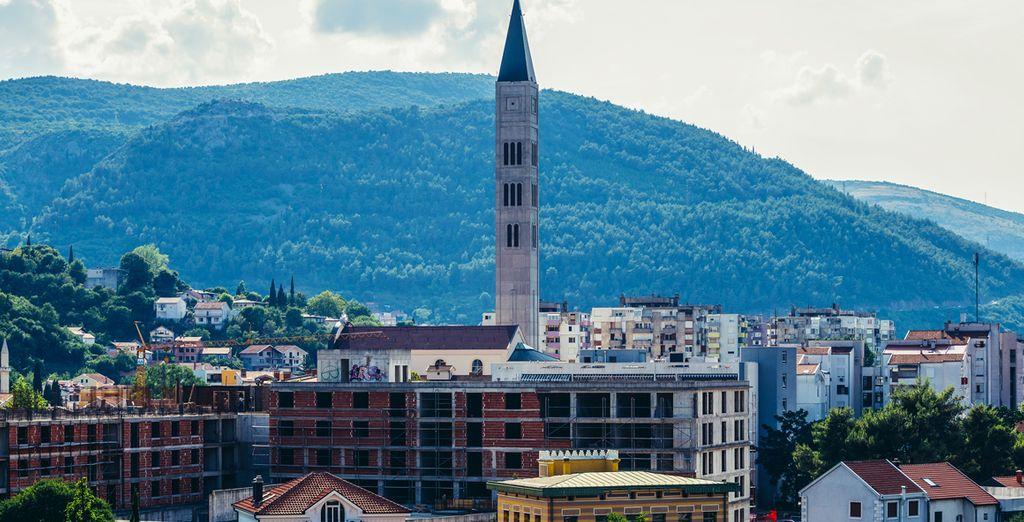 Mostar es enigmática y posee un legado histórico impresionante