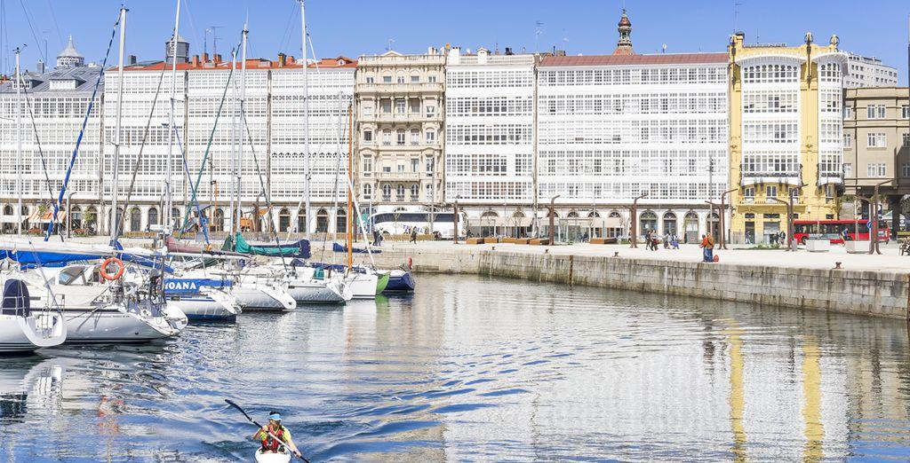 A Coruña es una ciudad a descubrir