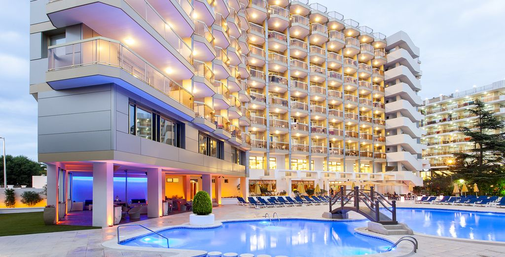 Hotel Beverly Park & Spa 4* - Blanes
