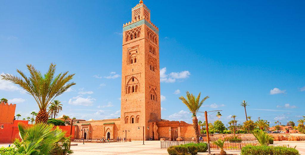 Marrakech te sorprenderá
