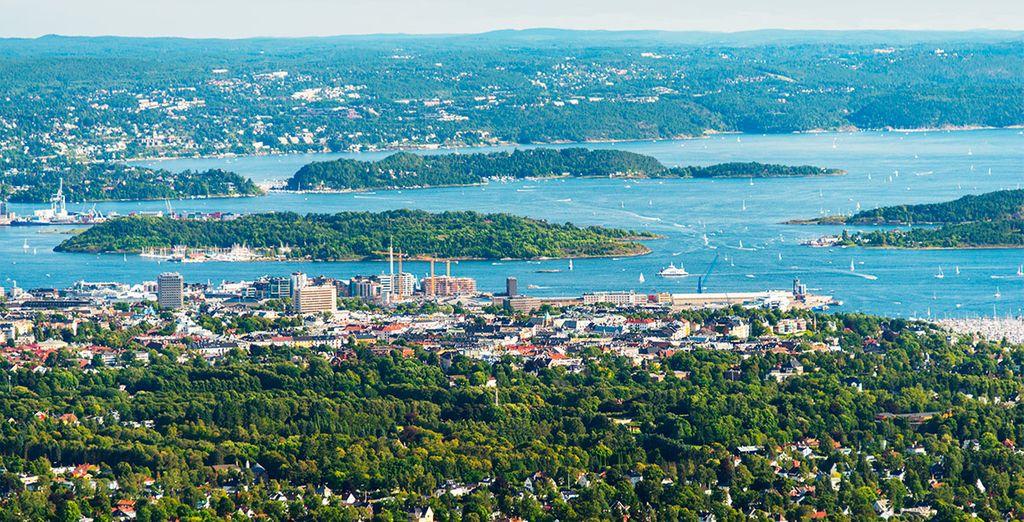 Comenzarás tu aventura en Oslo