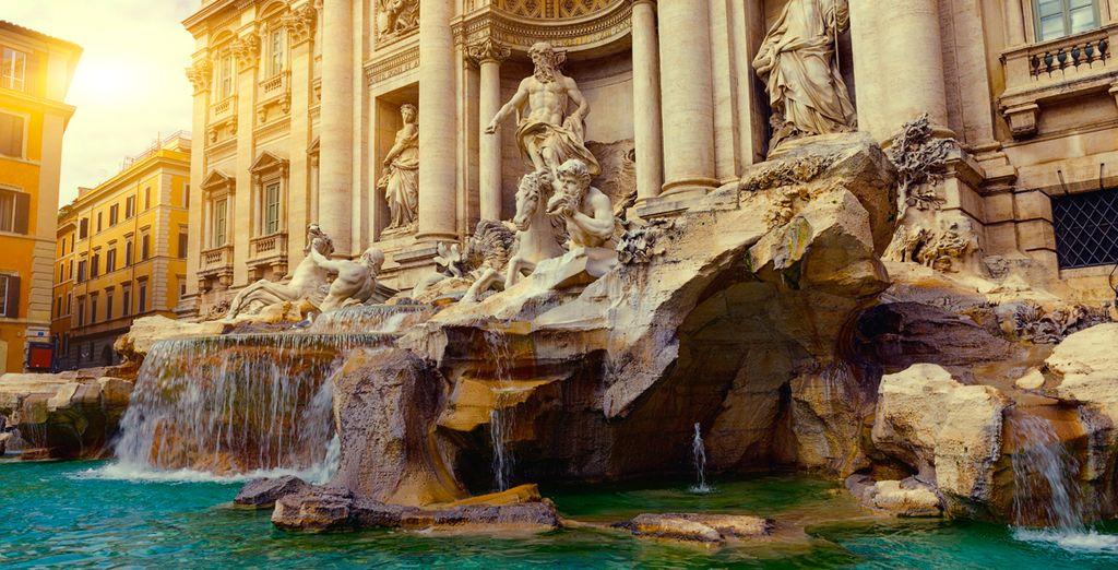 Roma nunca te defraudará