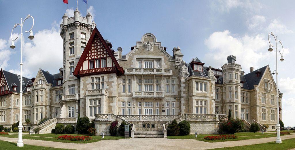 Visita el Palacio de La Magdalena