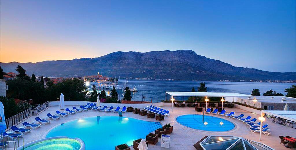 Hotel Marko Polo 4* te da la bienvenida