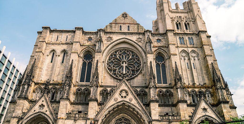 San Juan el Divino es la catedral más grande del país
