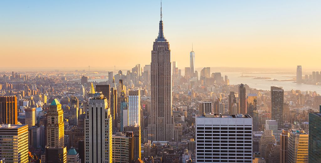 ¡Nueva York te está esperando!