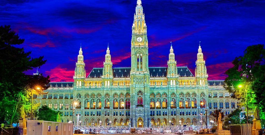 Viena es una ciudad que te hará repetir