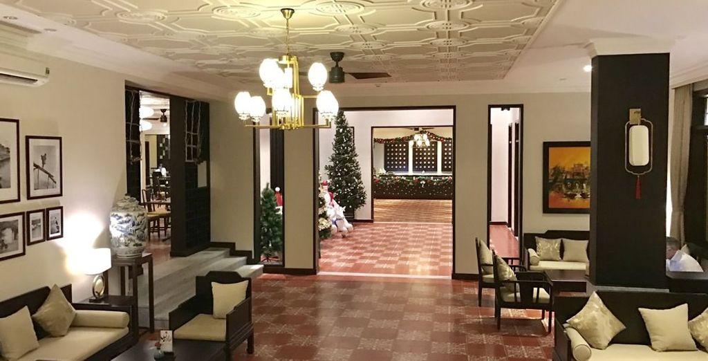 Para tu opción en 4* te alojarás en Little Hoi An Central Boutique Hotel & Spa 4*