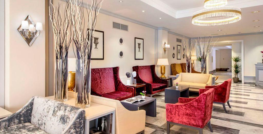 Lujosa estancia en Hotel Della Conciliazione 4*