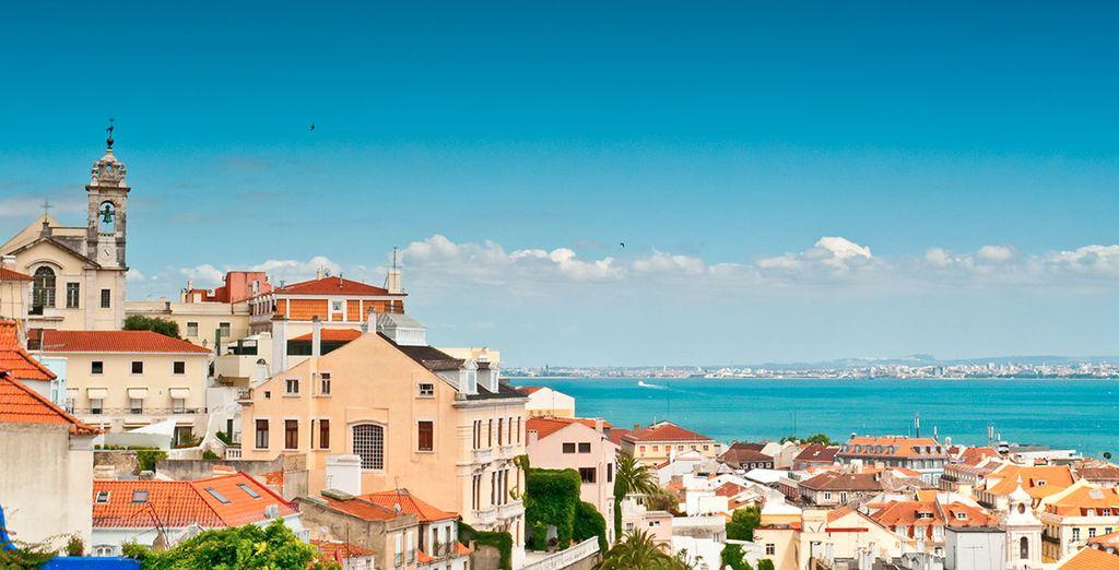 O acércate a la vecina Lisboa