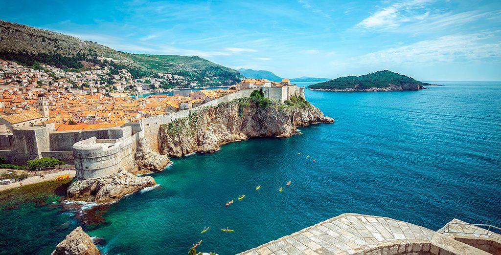 Dubrovnik es una de las joyas de este viaje