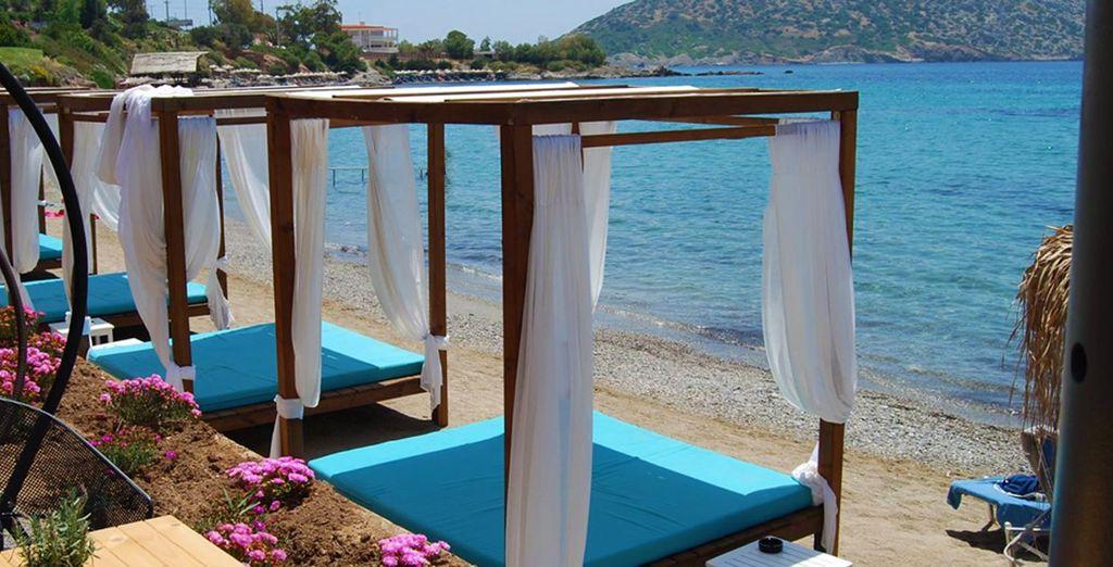 Pasa tus vacaciones en el Eden Beach Resort 4*