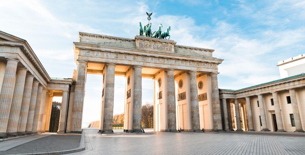 El Hotel Palace Berlín 5* te espera para tu escapada a Alemania