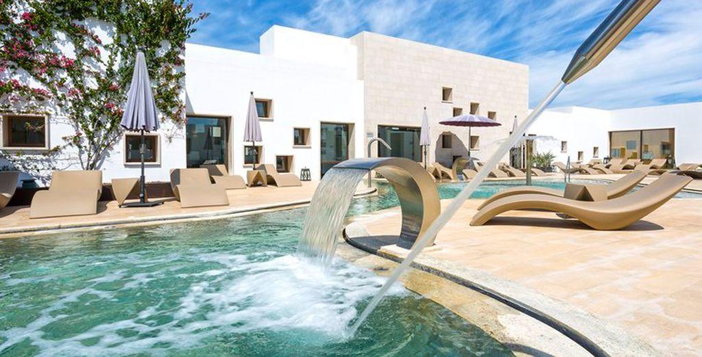 El hotel te invita a disfrutar de unas merecidas vacaciones