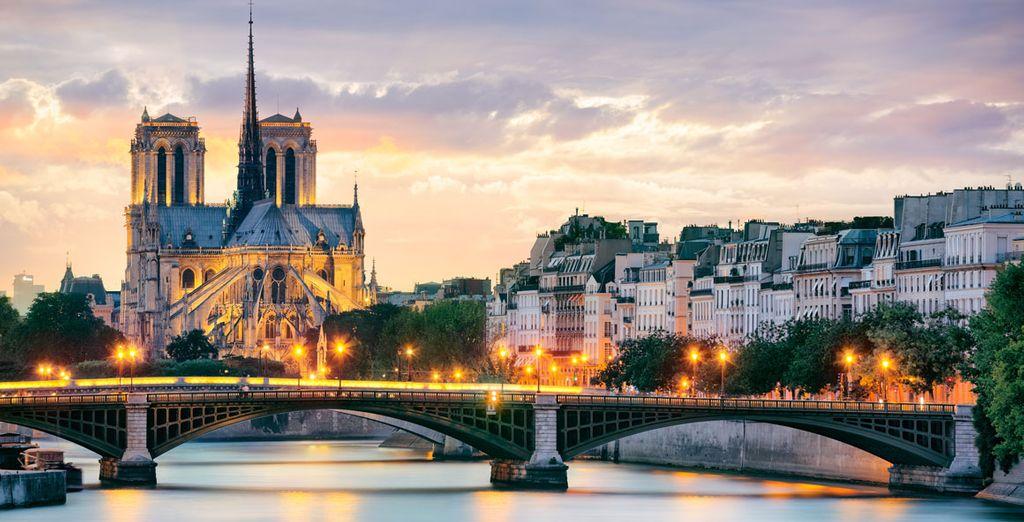 ... para que puedas descubrir la capital francesa