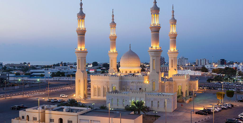 Conoce la isla y maravíllate con Ras Al Jaima