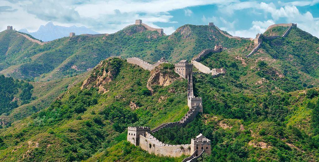 Visitarás La Gran Muralla China
