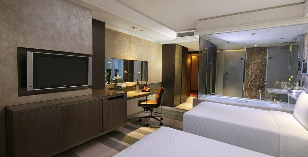 The Eton Hotel Shanghai 5*
