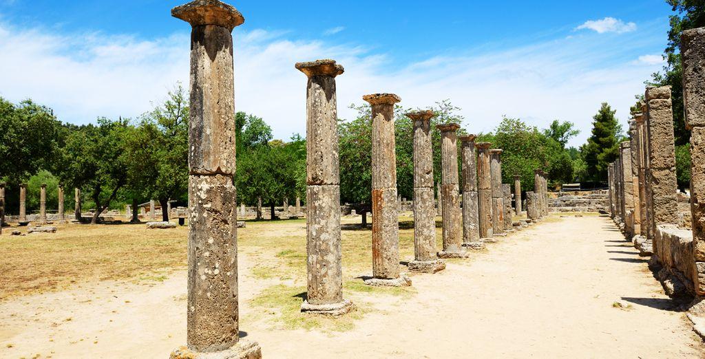 Olympia, la ciudad donde comenzaron los Juegos Olímpicos hace casi 3000 años