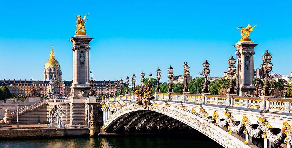 Enamórate de París a cada paso