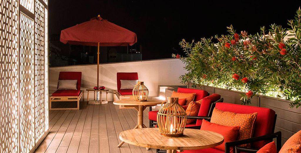 Una estancia chic y sofisticada te espera en Barcelona