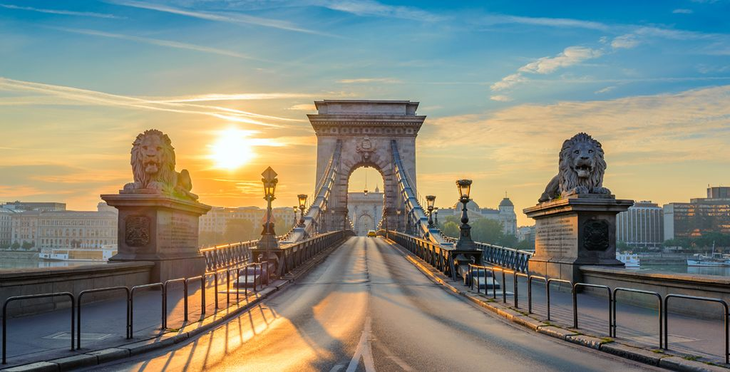 Un fabuloso circuito por el centro de Europa
