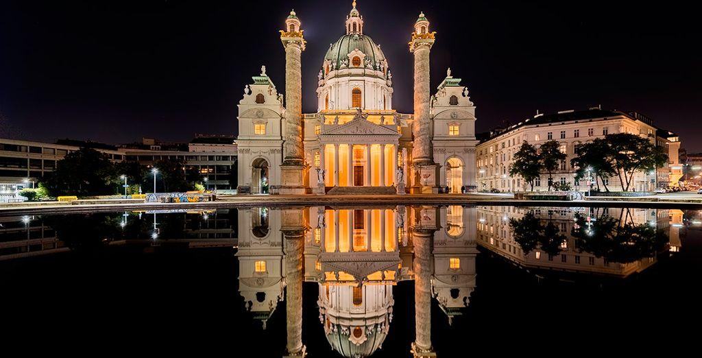 Viena es una de esas ciudades que enamora
