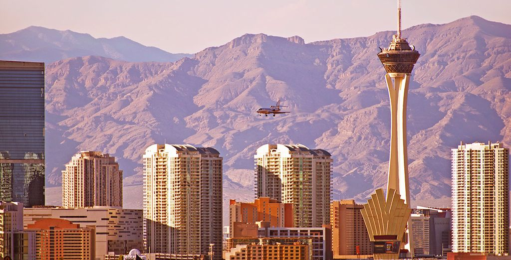 Las Vegas te espera