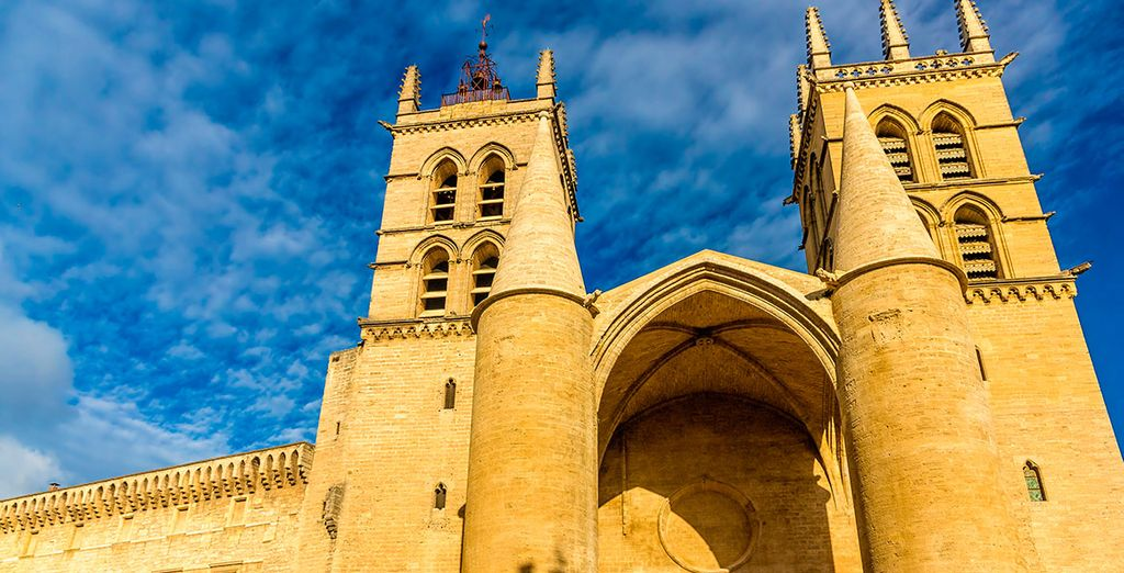 La catedral de Sant Pierre