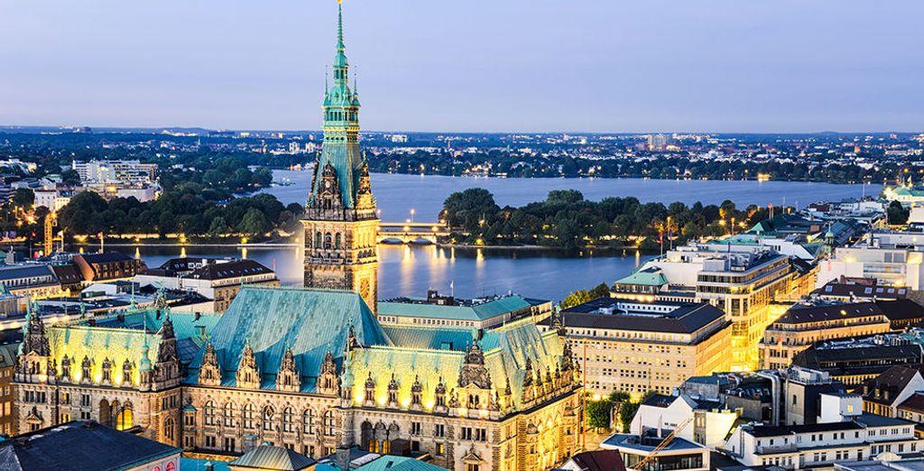 Tu siguiente parada será Hamburgo