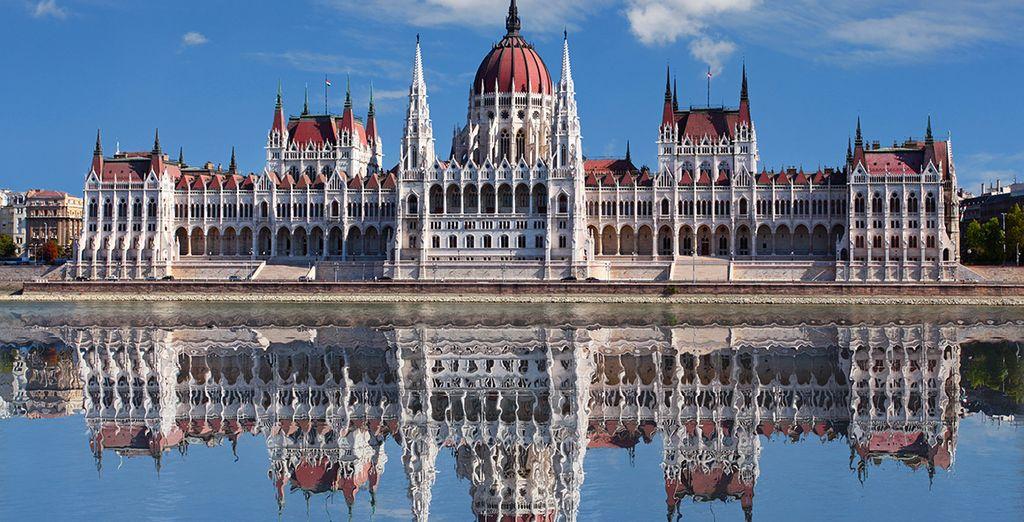 El Danubio, fuente de inspiración para numerosos artistas...