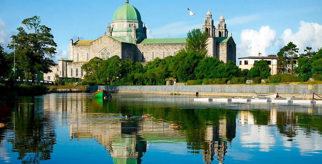 El tercer día os espera la ciudad de Galway