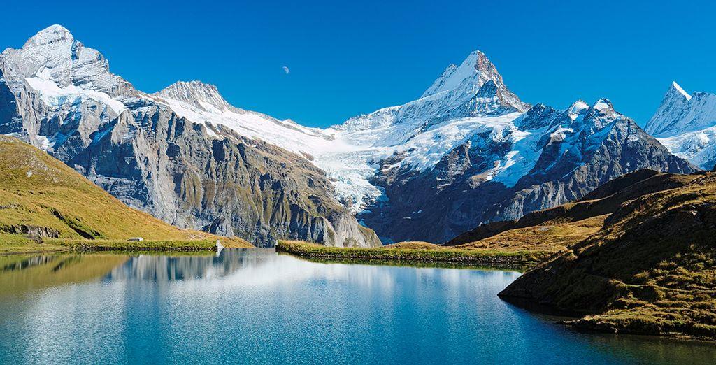 Conocerás el glaciar del Eiger