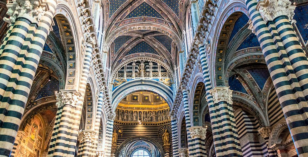 La catedral de Santa María Assunta