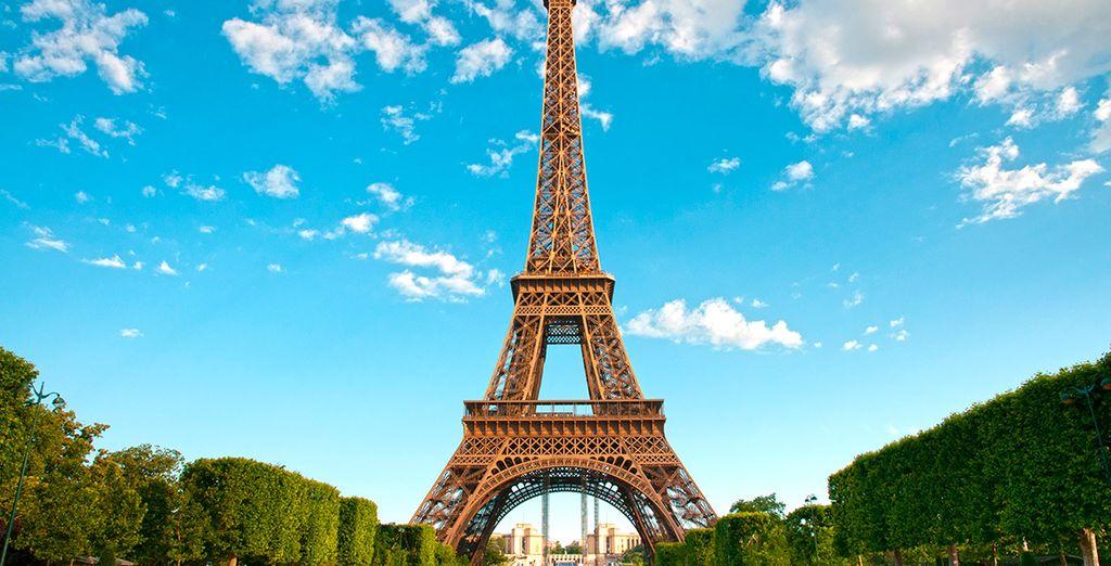 París te enamorará, elige pasar 1 o 3 noches en la capital francesa