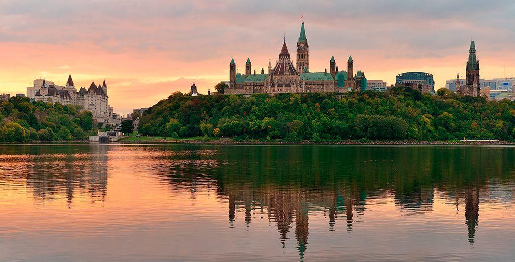 ... y a continuación Ottawa