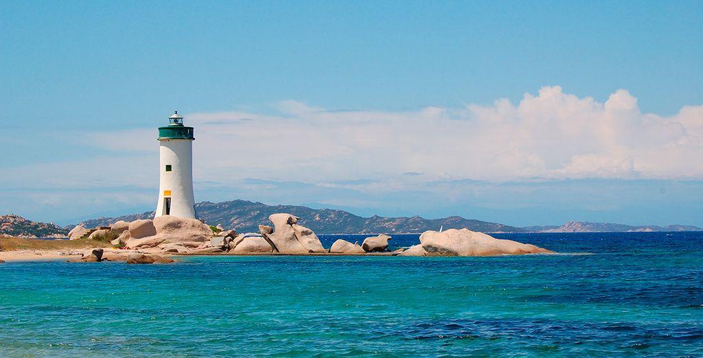 Enamórate de la maravillosa isla de Cerdeña y sus costas