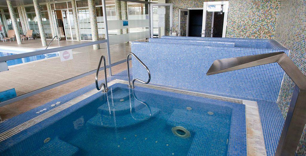 Regálate una entrada al spa