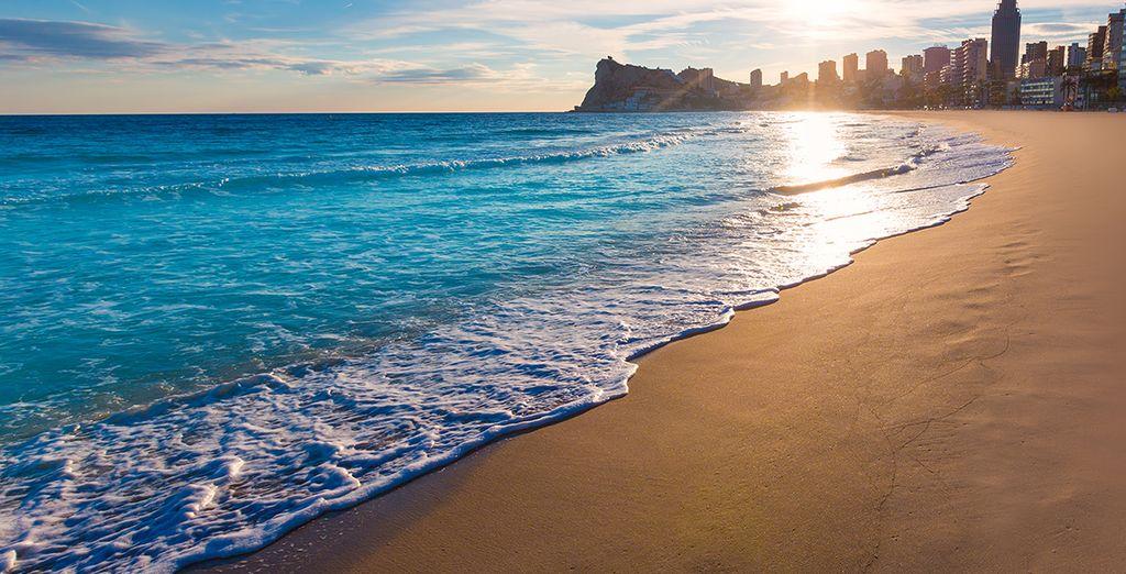 Disfruta de las mejores playas de la Costa Blanca