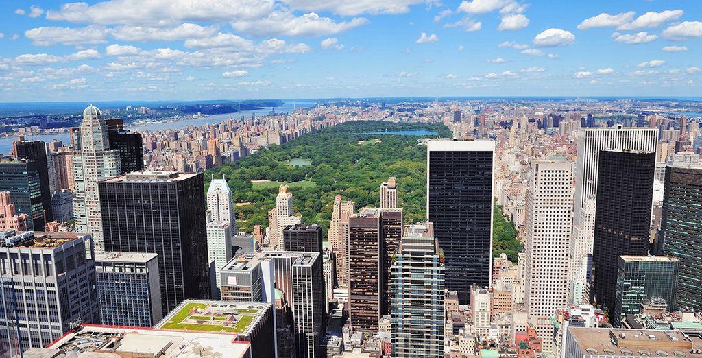 La ciudad de los rascacielos te dejará sin habla