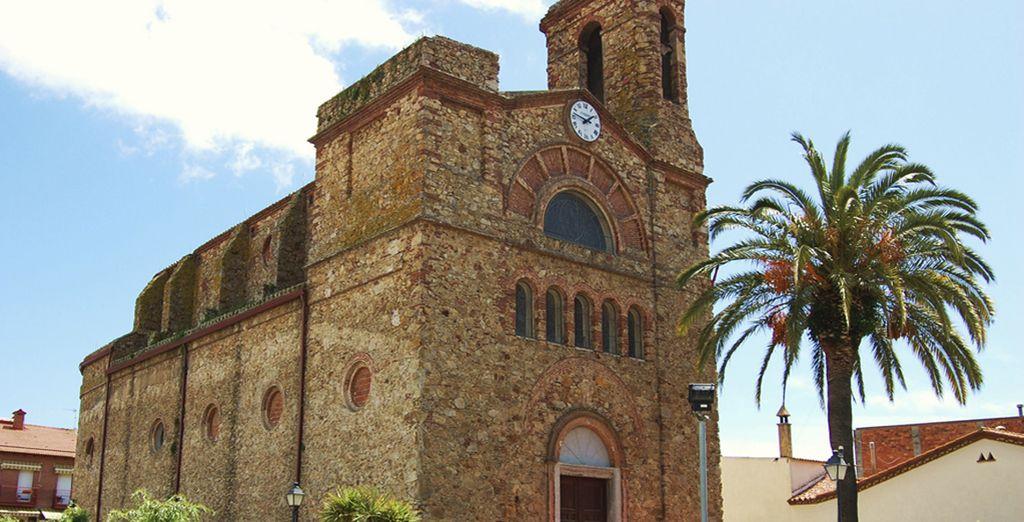 Santa Susanna es una población turística con una interesante oferta de ocio para sus visitantes