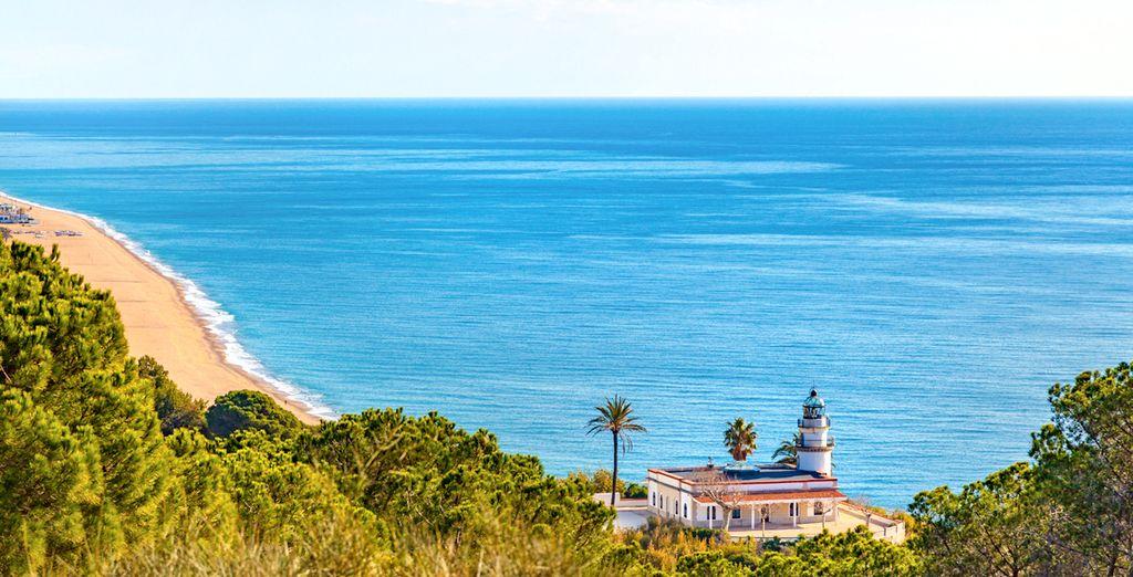 ¡Ven a disfrutar del Maresme en el Hotel Florida Park 4*!