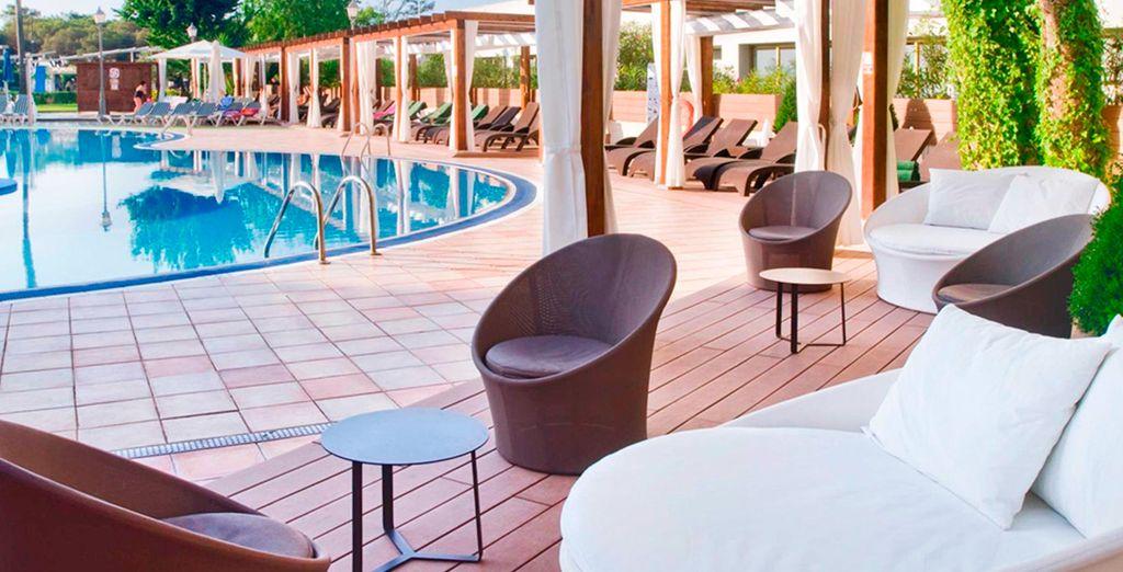 Ideal para relajarse con unas fantásticas vacaciones