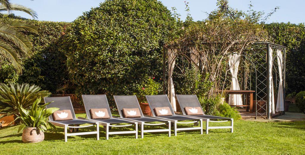Disfruta de unas vacaciones de relax, salud y playa